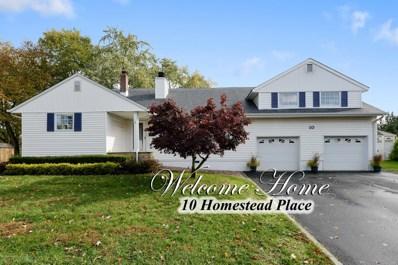 10 Homestead Place, Holmdel, NJ 07733 - MLS#: 21843319