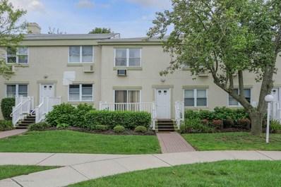 31 Cedar Avenue UNIT 34, Long Branch, NJ 07740 - MLS#: 21843840