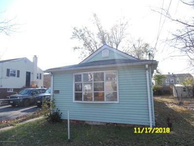 422 Lorillard Avenue, Union Beach, NJ 07735 - MLS#: 21844574