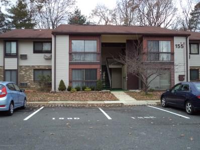 155 Cross Slope Court UNIT J, Manalapan, NJ 07726 - MLS#: 21844596