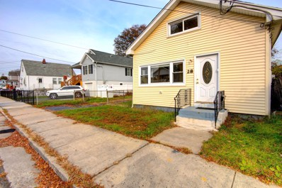 28 Ramsey Avenue, Keansburg, NJ 07734 - MLS#: 21844632