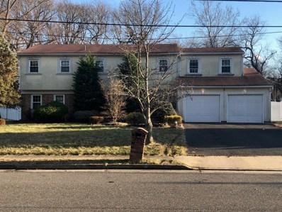3 Hudson Bay Terrace, Marlboro, NJ 07746 - MLS#: 21845700