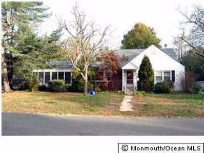 247 Pinewood Avenue, Oakhurst, NJ 07755 - MLS#: 21845989