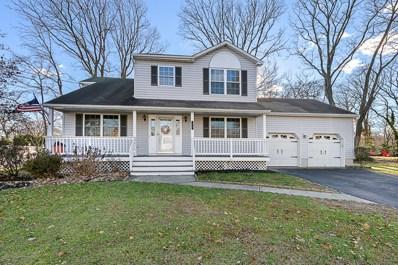 316 Woodmere Avenue, Neptune Township, NJ 07753 - MLS#: 21846229