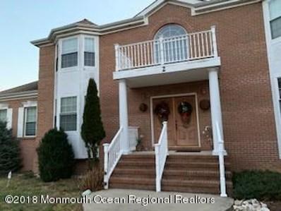 2 Fitzpatrick, Millstone, NJ 08535 - MLS#: 21846671