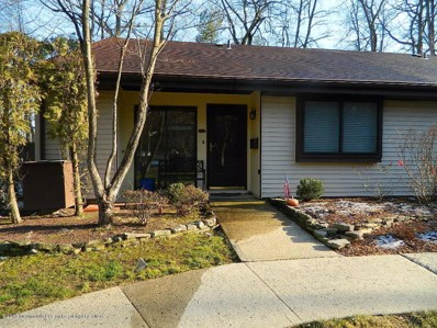 157 Cross Slope Court UNIT A, Manalapan, NJ 07726 - MLS#: 21847014