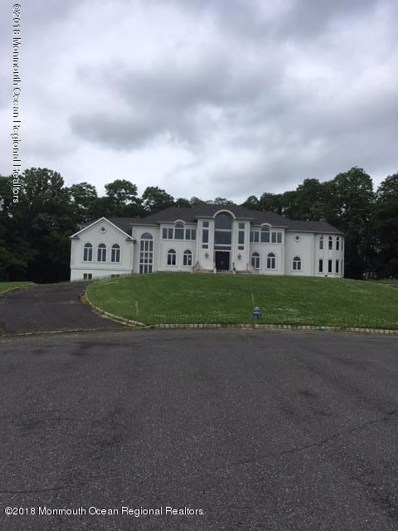 27 Four Columns Drive, Morganville, NJ 07751 - MLS#: 21847519