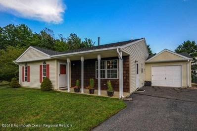 25 Colonial Drive, Tinton Falls, NJ 07753 - MLS#: 21900114