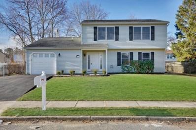 31 Peachstone Road, Howell, NJ 07731 - MLS#: 21902469