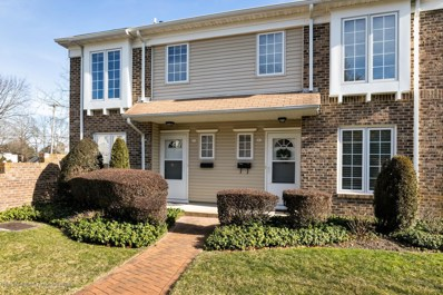 555 Monmouth Avenue UNIT D1, Spring Lake Heights, NJ 07762 - MLS#: 21902936