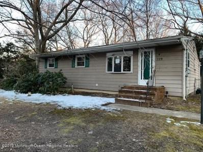 729 Monmouth Road, Cream Ridge, NJ 08514 - MLS#: 21908910