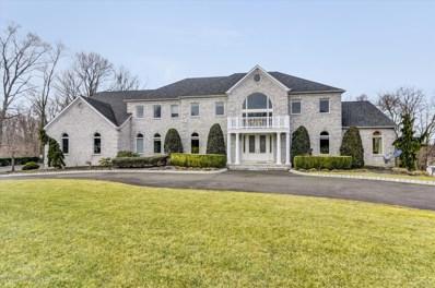 7 Hixon Terrace, Holmdel, NJ 07733 - MLS#: 21909489