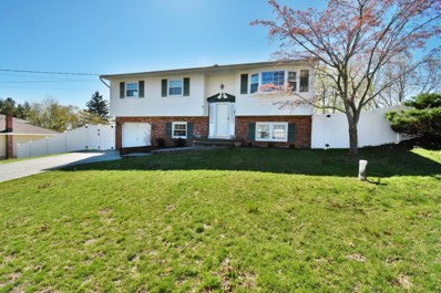 15 Lexington Road, Howell, NJ 07731 - MLS#: 21915795