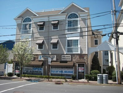 1719 Main Street UNIT 302, Belmar, NJ 07719 - MLS#: 21916745