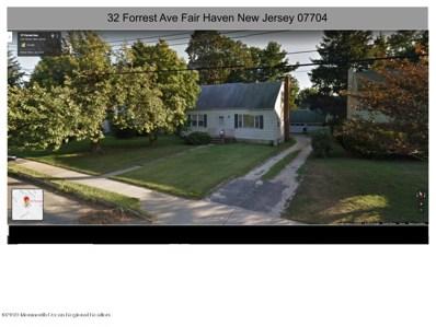 32 Forrest Avenue, Fair Haven, NJ 07704 - #: 21935389
