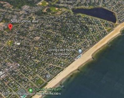508 Ludlow Avenue, Spring Lake, NJ 07762 - #: 21944763