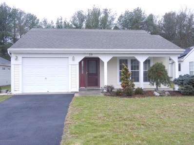 39 Tarworth Terrace, Manchester, NJ 08759 - #: 22000451