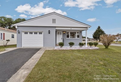 160 Davenport Road, Toms River, NJ 08757 - #: 22001943