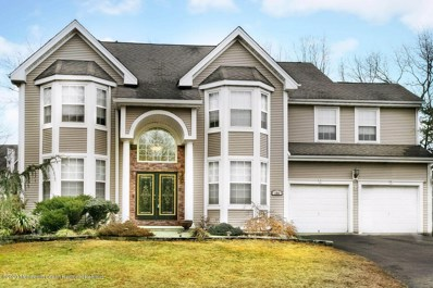166 Woodleigh Place, Toms River, NJ 08755 - #: 22003668