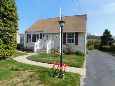 923 Woodcrest Drive, Spring Lake Heights, NJ 07762 - #: 22007230