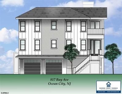 817 Bay Avenue 1ST Floor UNIT 1, Ocean City, NJ 08226 - #: 525734