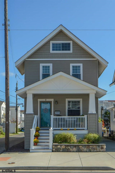 9 E 10TH Street, Ocean City, NJ 08226 - #: 528231