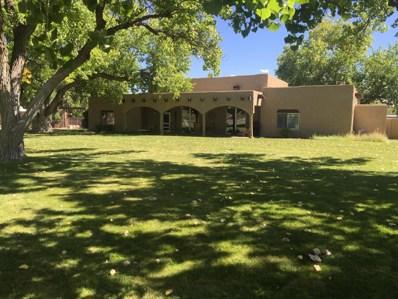 270 Coyote Trail, Corrales, NM 87048 - #: 903963
