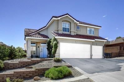 9805 Bruce Court NW, Albuquerque, NM 87114 - #: 920085
