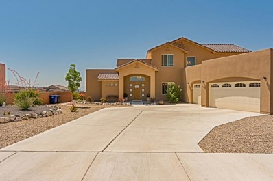 6528 Azor Lane NW, Albuquerque, NM 87120 - #: 920571
