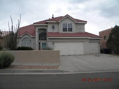 4328 Woodrose Road NW, Albuquerque, NM 87114 - #: 922835