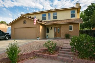 5805 Broken Arrow Lane NW, Albuquerque, NM 87120 - #: 922912