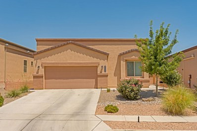 8605 Mock Heather Road NW, Albuquerque, NM 87120 - #: 923437