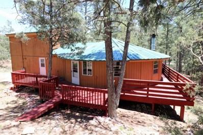 60 Carolino Canyon Road, Tijeras, NM 87059 - #: 923447
