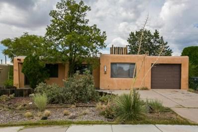 10411 Towner Avenue NE, Albuquerque, NM 87112 - #: 924967