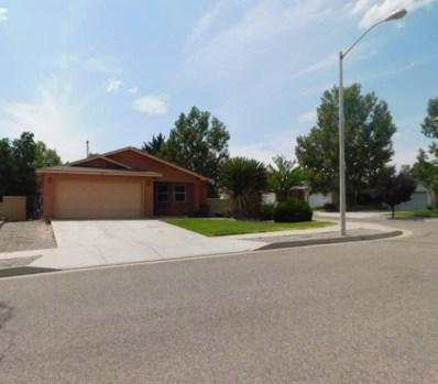 3217 Wingate Meadows Drive NE, Rio Rancho, NM 87144 - #: 926477