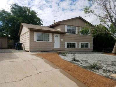 10614 Lexington Avenue NE, Albuquerque, NM 87112 - #: 927602
