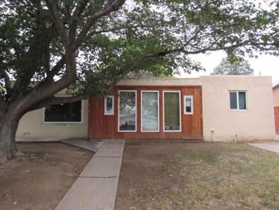 2525 Britt Street NE, Albuquerque, NM 87112 - #: 927720