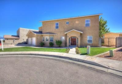 6412 Pima Place NW, Albuquerque, NM 87120 - #: 929736
