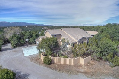 11 McCall Place, Tijeras, NM 87059 - #: 931793
