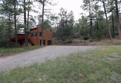 60 Carolino Canyon Road, Tijeras, NM 87059 - #: 932069