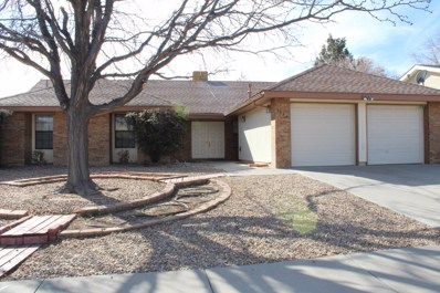 5134 Hattiesburg Avenue NW, Albuquerque, NM 87120 - #: 932553