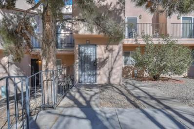 3501 Juan Tabo Boulevard NE UNIT L6, Albuquerque, NM 87111 - #: 933361
