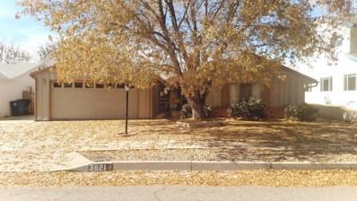 3821 Inca Street NE, Albuquerque, NM 87111 - #: 933761