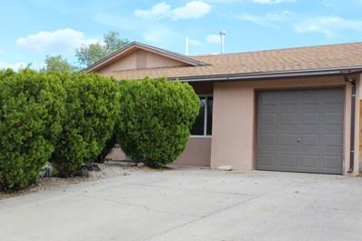 324 Jane Street NE, Albuquerque, NM 87123 - #: 933839