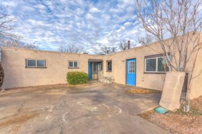 4209 Delamar Drive NE, Albuquerque, NM 87110 - #: 934880