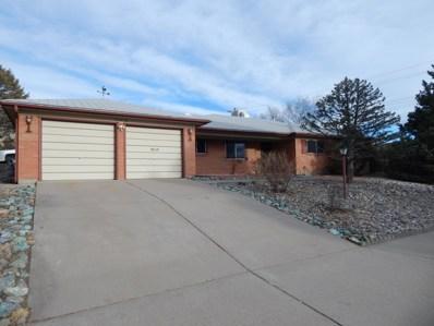11612 Brussels Avenue NE, Albuquerque, NM 87111 - #: 934951