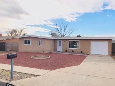 509 Burma Drive NE, Albuquerque, NM 87123 - #: 935495