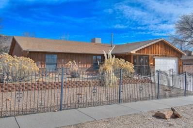 514 Monte Alto Drive NE, Albuquerque, NM 87123 - #: 935767