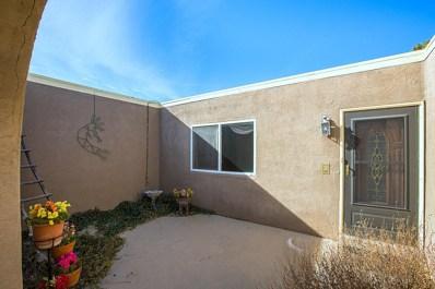 1609 Eastridge Drive NE, Albuquerque, NM 87112 - #: 936229