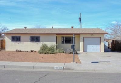 1909 MacBeth Court NE, Albuquerque, NM 87112 - #: 936643